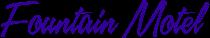 Fountain Motel • 4616 Atlantic Avenue, Wildwood, NJ 08260